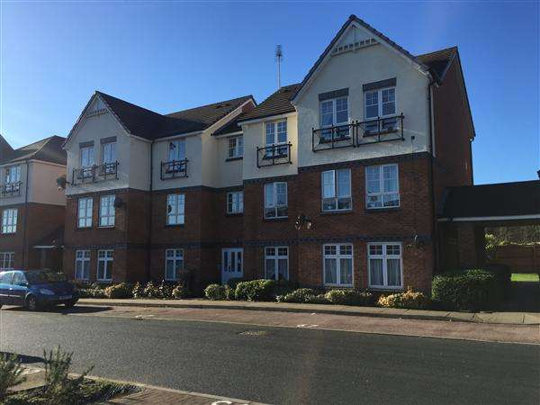 2 Bedrooms Apartment Flat for sale in Westwood Drive, Rubery/Rednal, Birmingham