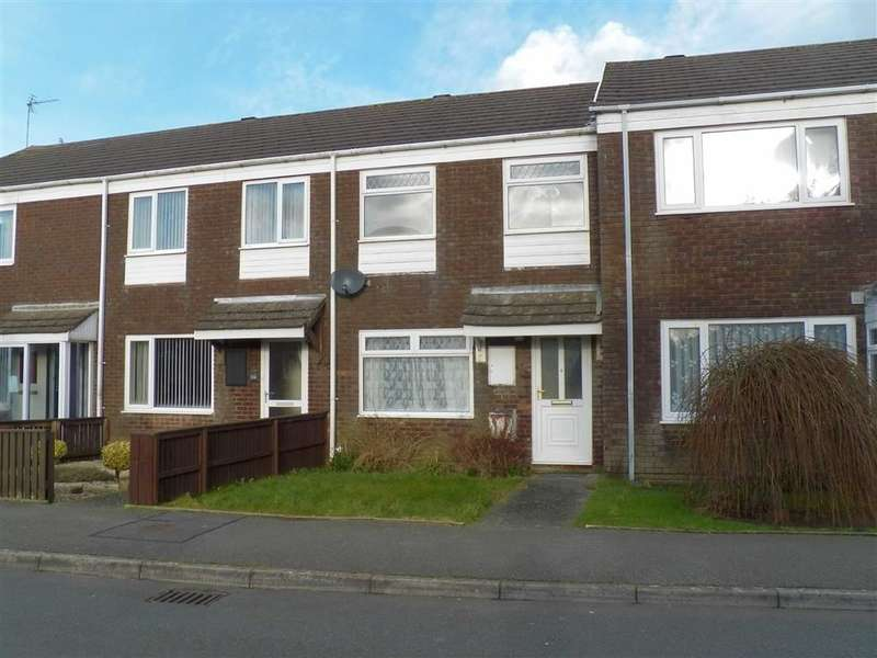 2 Bedrooms Terraced House for sale in Greenhill Park Drive, Merlins Bridge, Haverfordwest