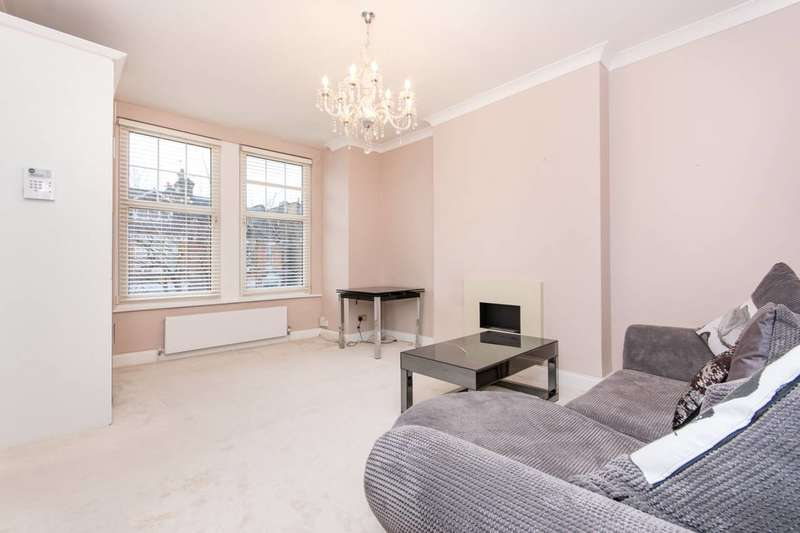 2 Bedrooms Flat for sale in Dyne Road, Brondesbury, NW6