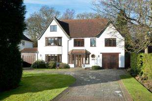 6 Bedrooms Detached House for sale in Ninhams Wood, Keston Park