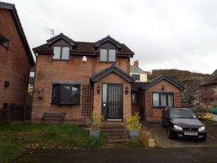 4 Bedrooms Detached House for sale in Llys Owen, Gronant, Prestatyn, Flintshire, LL19