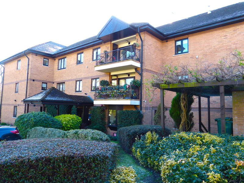 2 Bedrooms Apartment Flat for sale in REGENTS PARK ROAD, FINCHLEY, LONDON, N3