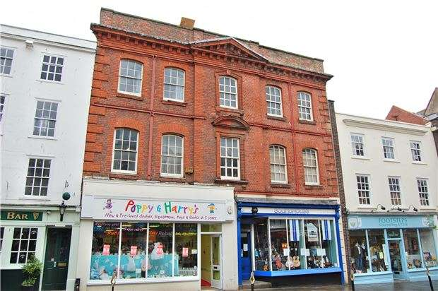 2 Bedrooms Flat for sale in Bull Lane, GLOUCESTER, GL1 2HG