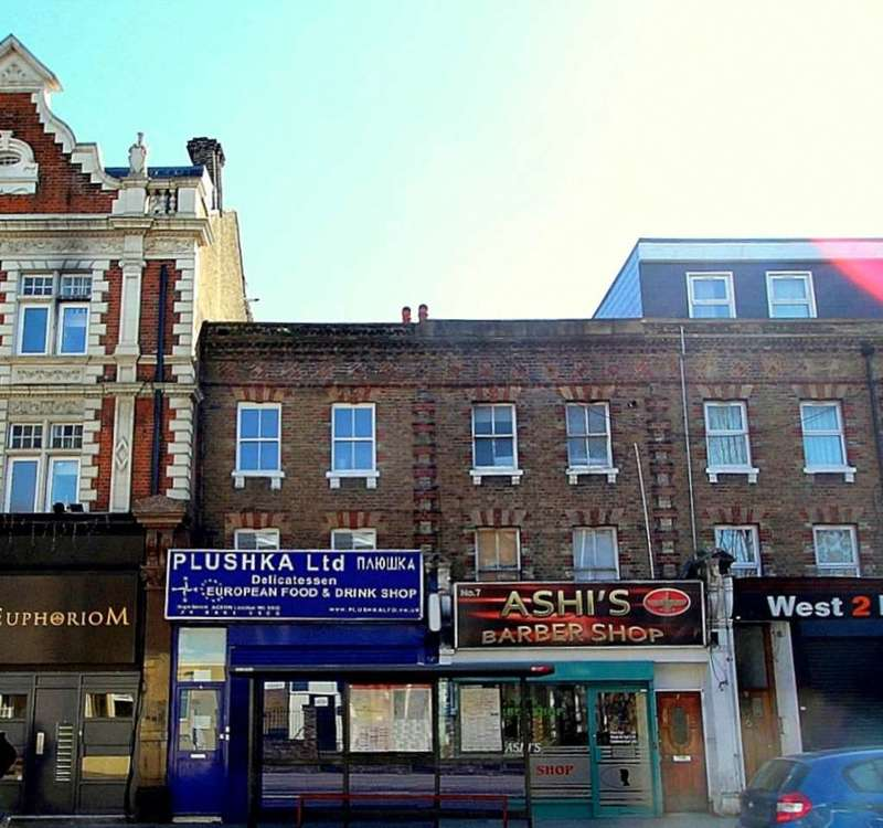Retail Property (high Street) Commercial for sale in High Street, Acton W3 6NG