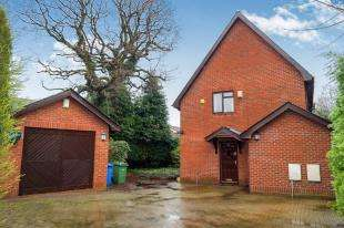 5 Bedrooms Detached House for sale in Bickley Close, Fearnhead, Warrington, Cheshire