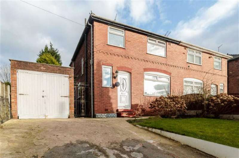 3 Bedrooms Property for sale in Branksome Drive, Blackley, Manchester, M9