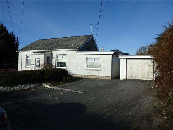 4 Bedrooms Detached Bungalow for sale in Philsima, Roman Road, CARMARTHEN