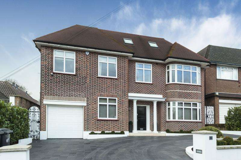 6 Bedrooms Detached House for sale in Fairholme Gardens, Finchley