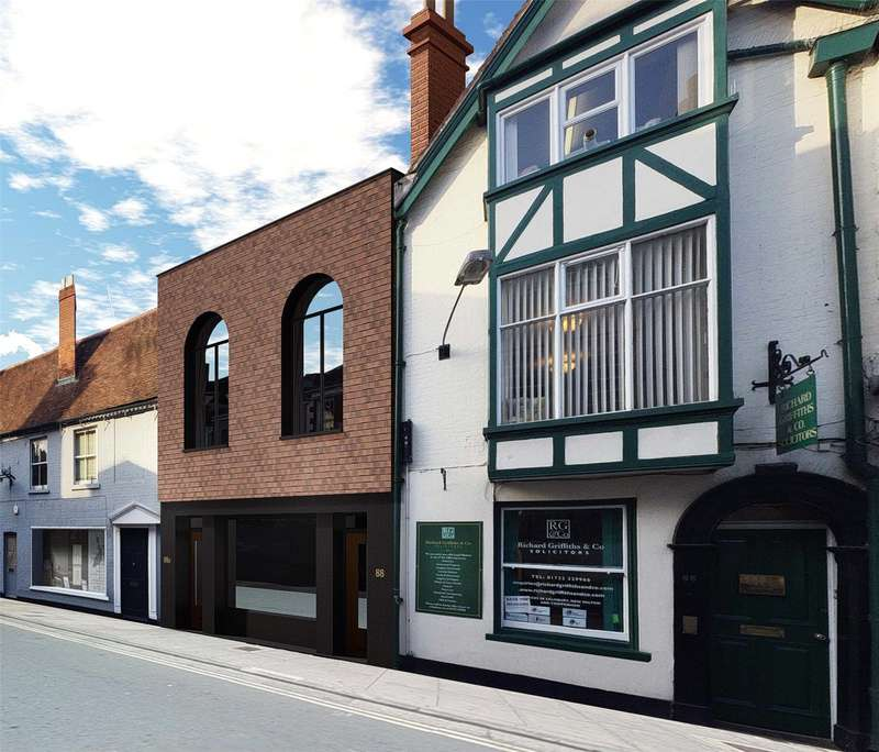 1 Bedroom Flat for sale in Crane Street, Salisbury, Wiltshire, SP1