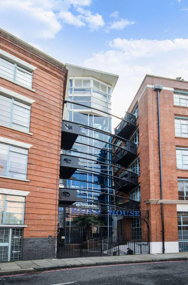 2 Bedrooms Maisonette Flat for sale in Boss House, Shad Thames, SE1