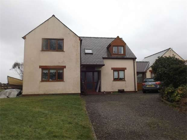 4 Bedrooms Detached House for sale in Portfield Gate, Haverfordwest, Pembrokeshire