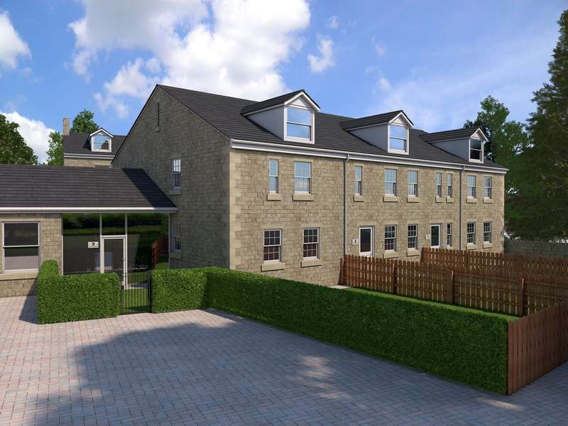 4 Bedrooms End Of Terrace House for sale in Stables Lane, Boston Spa, LS23