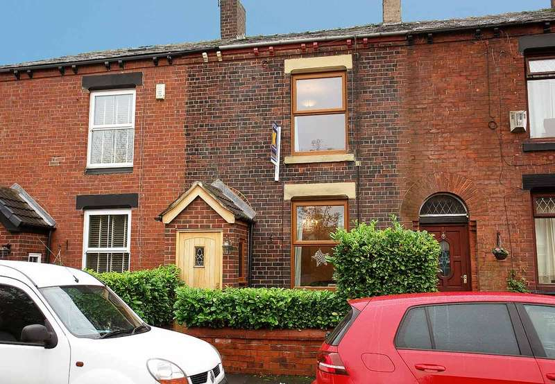2 Bedrooms Terraced House for sale in 7 Springs Road, Middleton