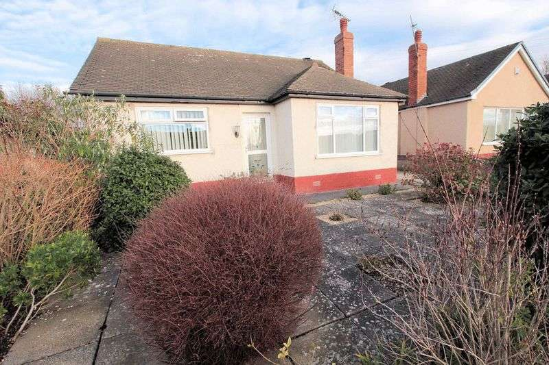 2 Bedrooms Detached Bungalow for sale in Plas Road, Rhyl