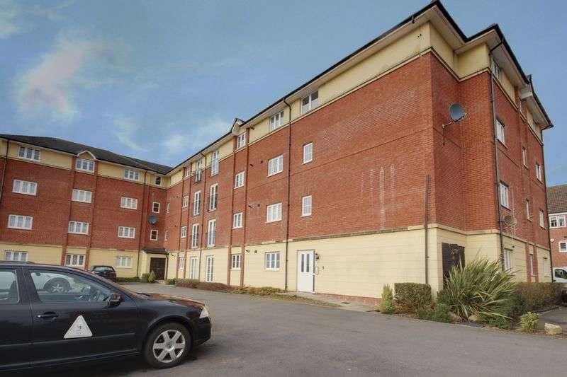 2 Bedrooms Flat for sale in Argosy Way, Newport