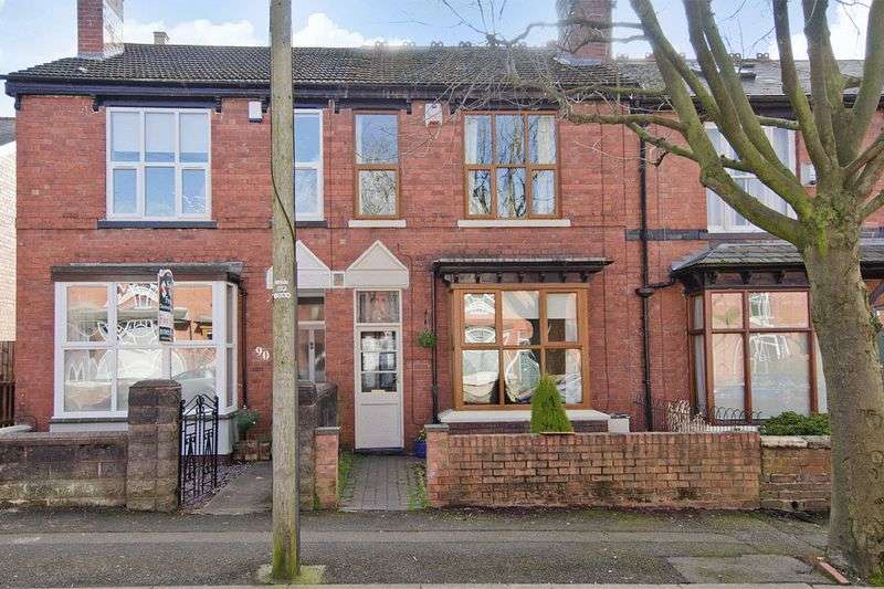 3 Bedrooms Terraced House for sale in Belmont Road, Penn, Wolverhampton