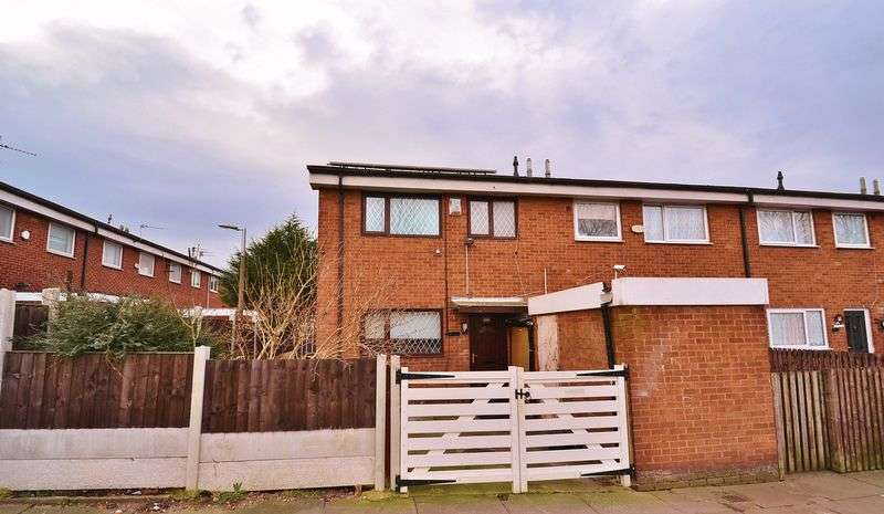 3 Bedrooms Terraced House for sale in London Street, Salford