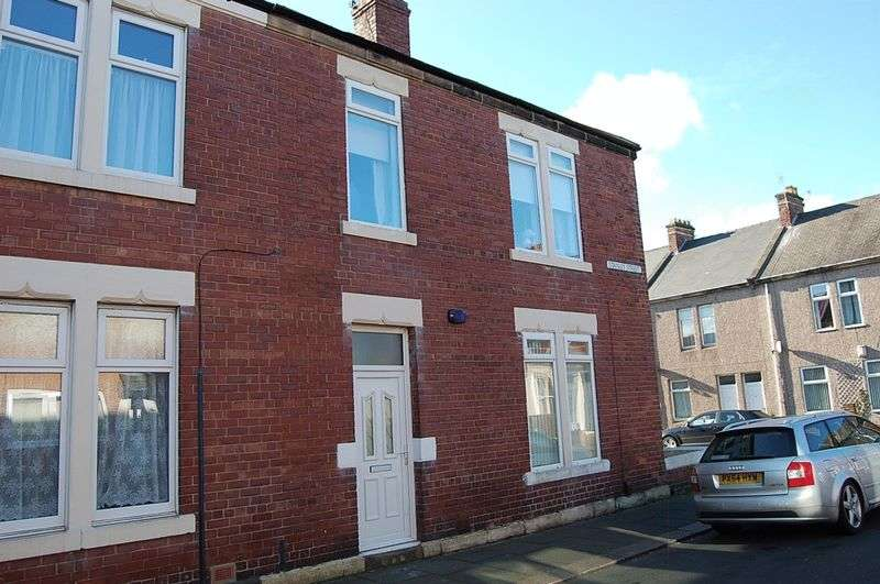 3 Bedrooms Terraced House for sale in ** CORNER TERRACE ** Stanley Street, Wallsend