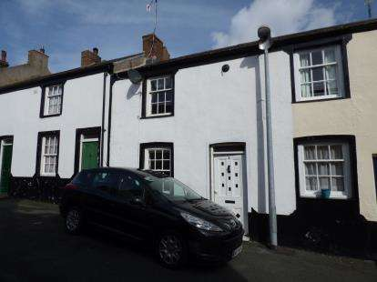 1 Bedroom Terraced House for sale in Erskine Terrace, Conwy, LL32