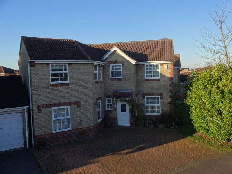 4 Bedrooms Detached House for sale in Russell Crescent, Sleaford