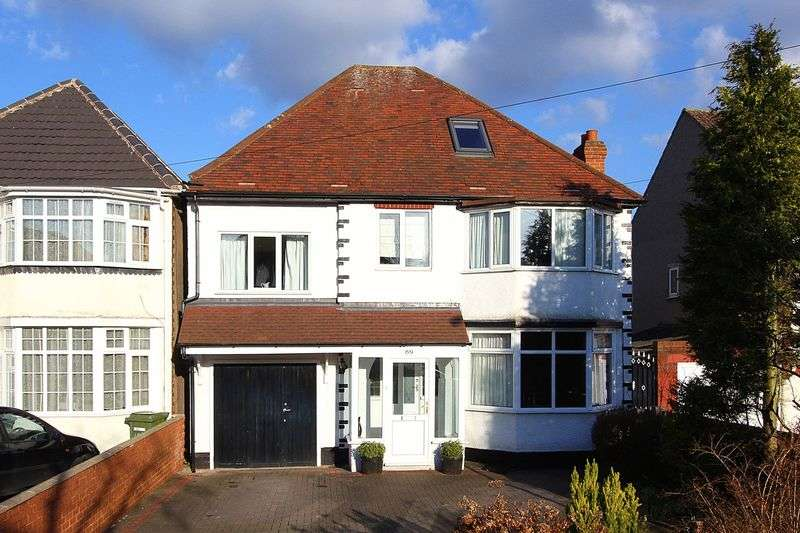 5 Bedrooms Detached House for sale in GOLDTHORN PARK, Rosemary Crescent West