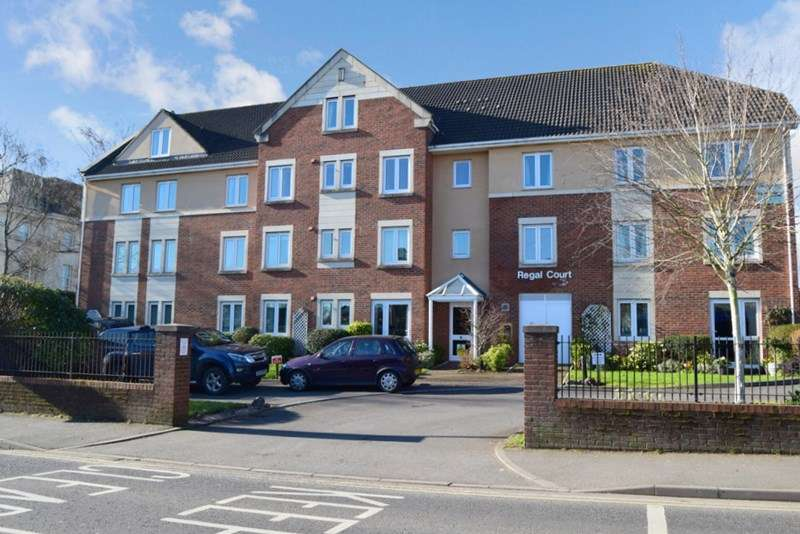 1 Bedroom Retirement Property for sale in Regal Court (Trowbridge), Trowbridge, BA14 8HJ