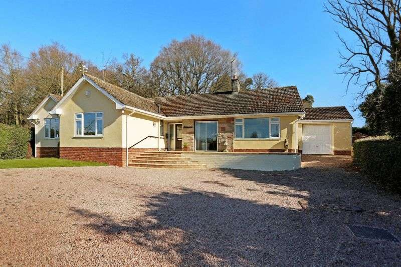 4 Bedrooms Detached Bungalow for sale in Shrawley Worcestershire