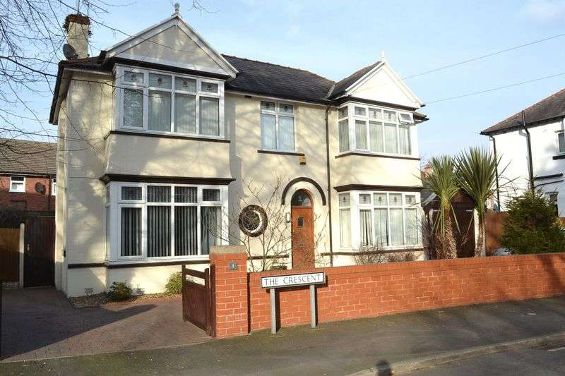 4 Bedrooms Detached House for sale in The Crescent, Waterloo, Liverpool