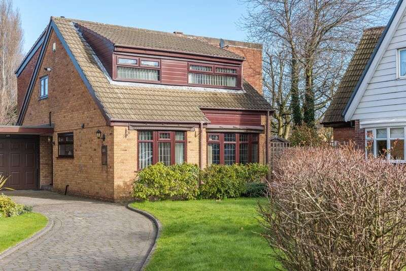 5 Bedrooms Detached House for sale in South Meade, Maghull
