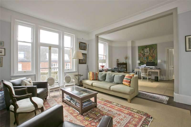 5 Bedrooms Flat for sale in York Mansions, Prince Of Wales Drive, Battersea Park, London, SW11