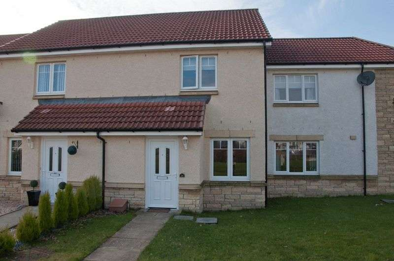 2 Bedrooms Terraced House for sale in 20 Talorcan, Alloa