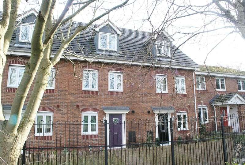 4 Bedrooms Terraced House for sale in DUDLEY, Netherton, The Beck