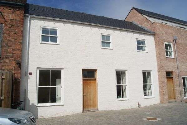2 Bedrooms Terraced House for sale in Museum Court, Lincoln