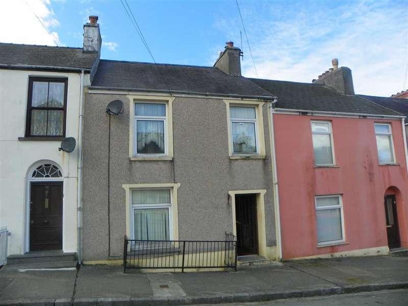 3 Bedrooms Property for sale in Meyrick Street, Pembroke Dock