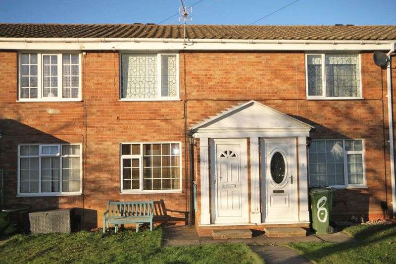 2 Bedrooms Flat for sale in LEGGOTT WAY, STALLINGBOROUGH