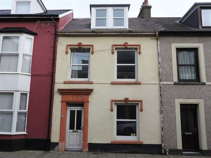 4 Bedrooms Terraced House for sale in High Street, Aberystwyth
