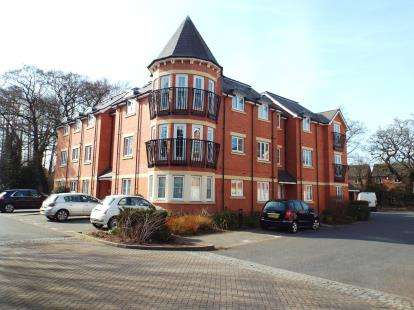 2 Bedrooms Flat for sale in Collingtree Court, Solihull, Birmingham, West Midlands