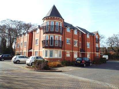 2 Bedrooms Flat for sale in Collingtree Court, Solihull, Birmingham, West Midlands