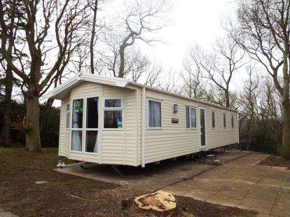 2 Bedrooms Mobile Home for sale in Woodlands Hall Caravan Park, Llanfwrog, Ruthin, Denbighshire, LL15