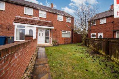 2 Bedrooms End Of Terrace House for sale in Shaw Avenue, Biddick Hall, South Shields, Tyne and Wear, NE34