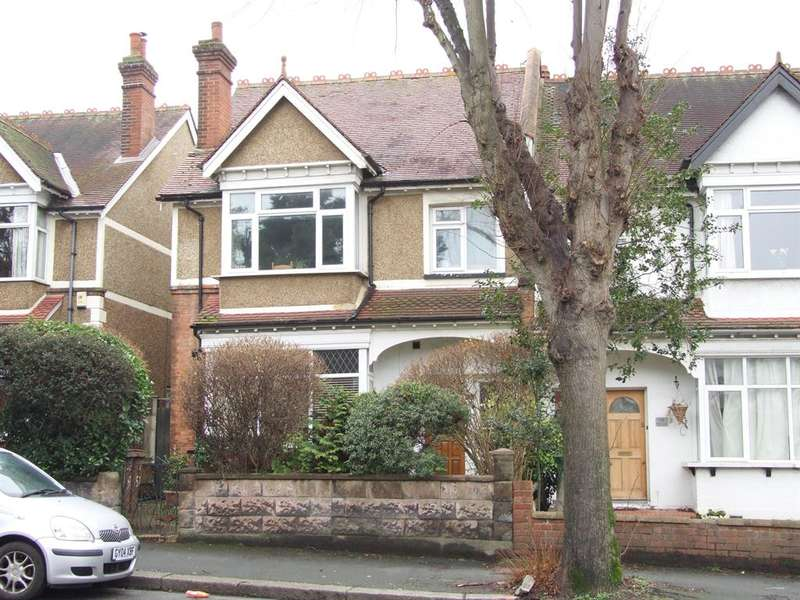 2 Bedrooms Maisonette Flat for sale in Park Lane, Carshalton, Surrey, SM5 3EE