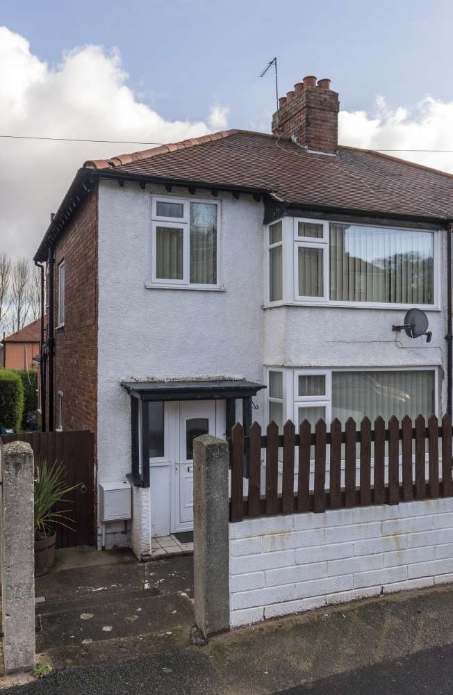3 Bedrooms Semi Detached House for sale in Glan Y Don, Holywell, Flintshire, CH8