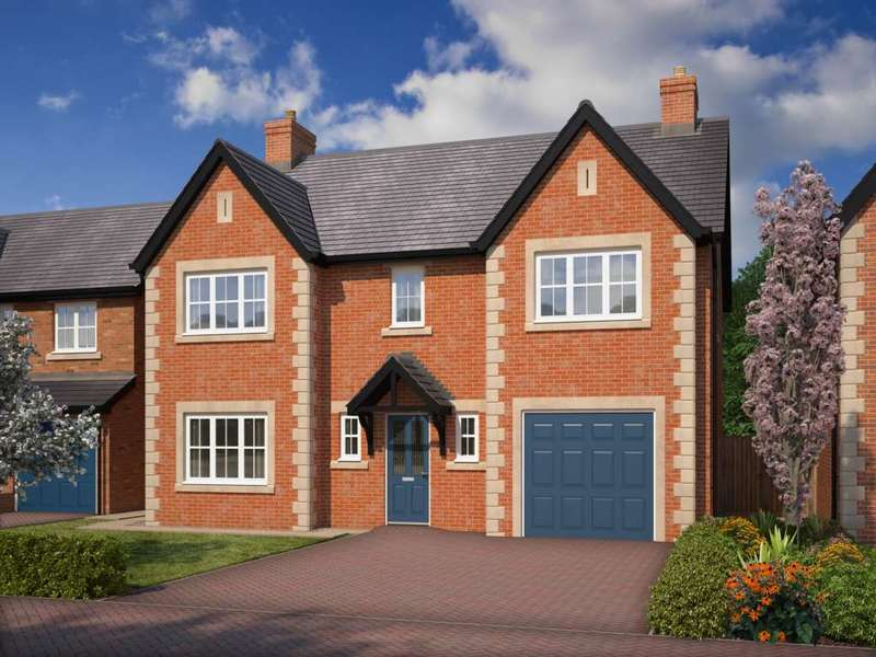 4 Bedrooms Detached House for sale in The Balmoral, Brookwood Park, Blackpool Road, Kirkham