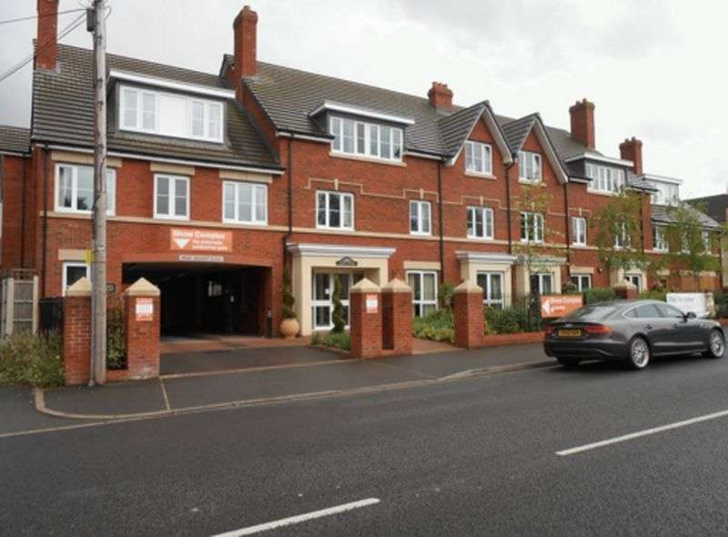 1 Bedroom Flat for sale in Poppy Court,Jockey Road, Sutton Coldfield: one bed first floor retirement apartment