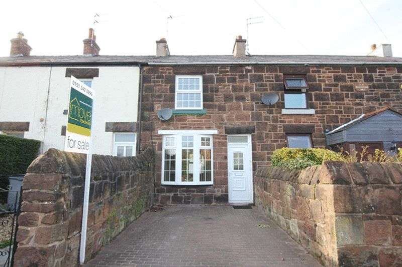 2 Bedrooms Terraced House for sale in Sandy Lane, Heswall, Wirral
