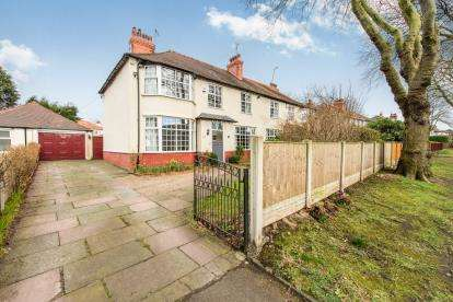 4 Bedrooms Semi Detached House for sale in Menlove Avenue, Liverpool, Merseyside, Uk, L18