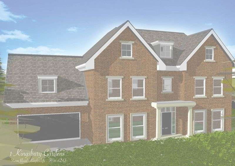 5 Bedrooms Detached House for sale in LUXURIOUS RESIDENTIAL DEVELOPMENT 5 BEDROOM HOUSES KINGSBURY GARDENS