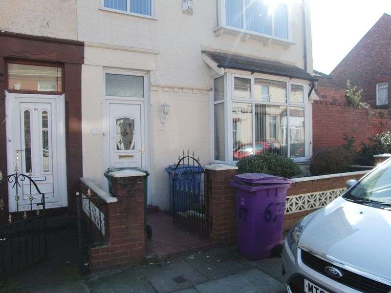 3 Bedrooms Semi Detached House for sale in Albany Road, Liverpool