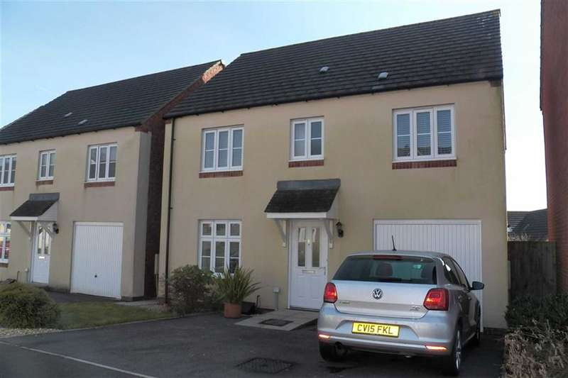 4 Bedrooms Property for sale in Cefn Maes, St Clears