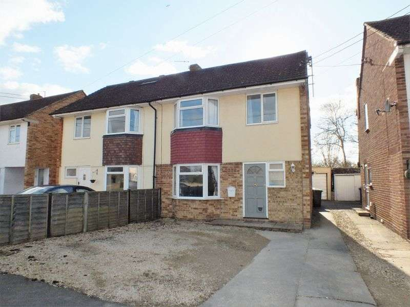 4 Bedrooms Semi Detached House for sale in Morton Avenue, Kidlington